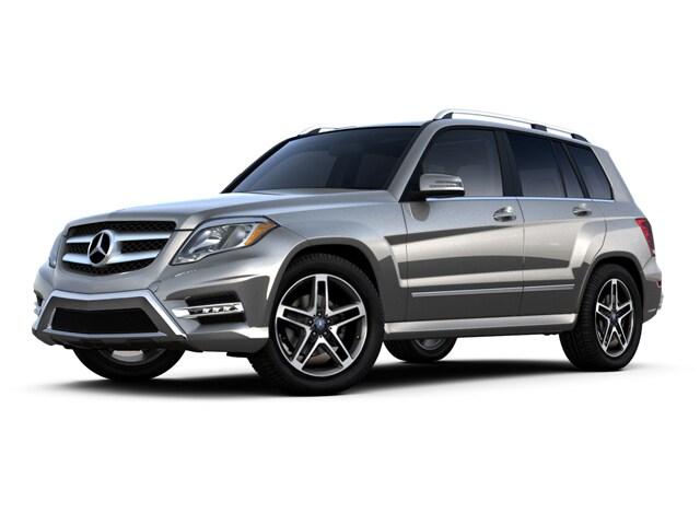 New 2015 Mercedes Benz Glk Class Glk350 Sport For Sale