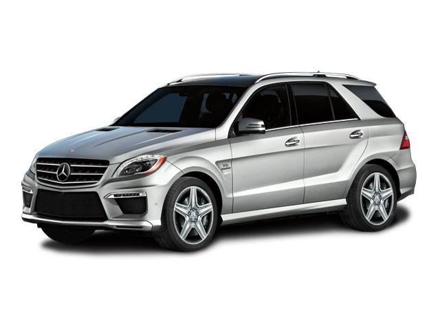 2015 mercedes benz ml63 amg 4matic suv