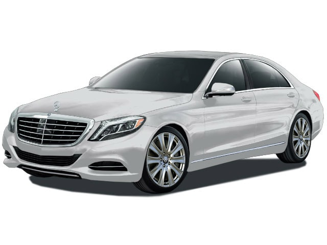 2015 Mercedes-Benz S-Class Sedan