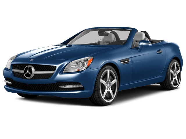 2015 mercedes benz slk class roadster st james. Black Bedroom Furniture Sets. Home Design Ideas