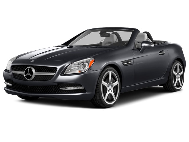 2015 Mercedes-Benz SLK SLK250 Roadster