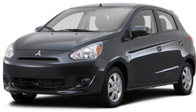 Current 2015 Mitsubishi Mirage Hatchback Special Offers