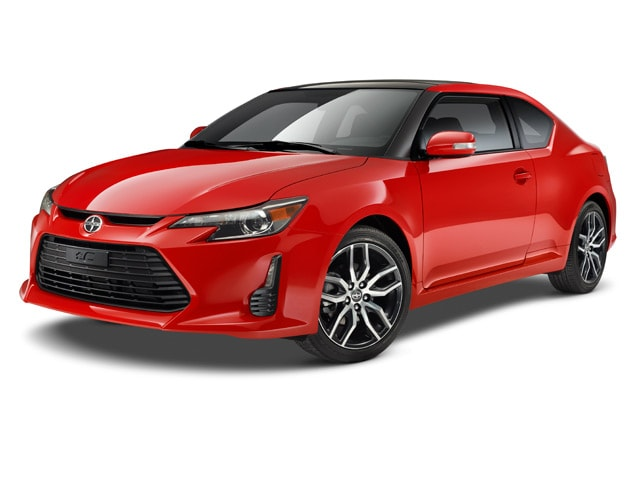 2015 Scion tC Base Coupe 6A