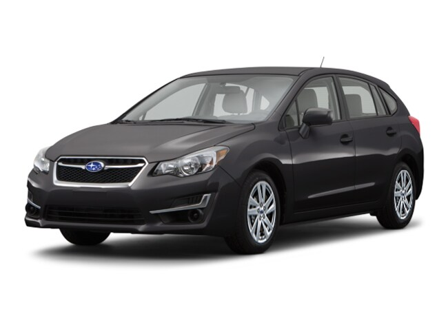 Used 2015 Subaru Impreza Wagon 2.0i Premium Hatchback for sale near Jersey City