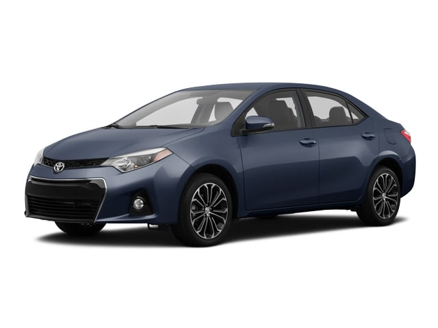 New 2015 Toyota Corolla, $21362