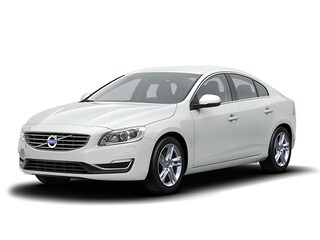 Certified Pre-Owned  2015 Volvo S60 T5 Premier Plus Sedan 18R132A1 Williamsville NY