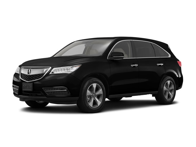 Certified Pre-Owned 2016 Acura MDX SH-AWD SUV Fort Lauderdale