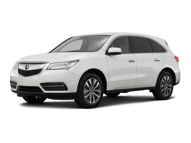 2016 Acura MDX MDX SH-AWD with SUV