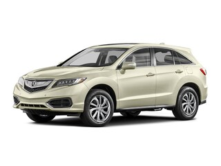 2016 Acura RDX Tech Pkg w Navi & Winter Tires SUV