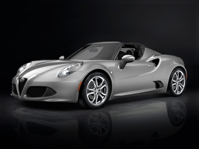 2016 alfa romeo 4c spider pinellas park. Black Bedroom Furniture Sets. Home Design Ideas
