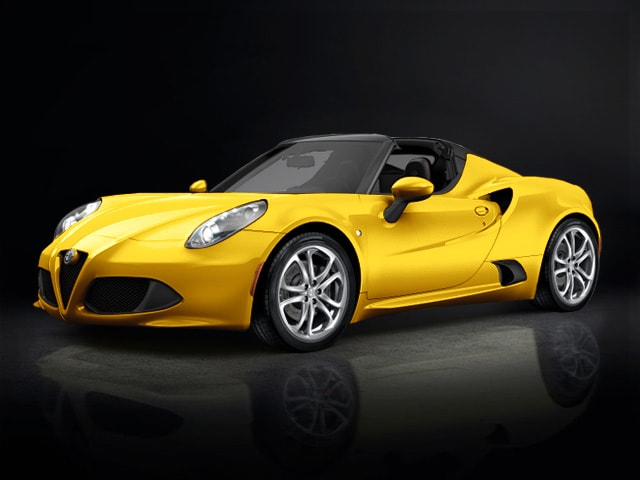 2016 Alfa Romeo 4c Spider Fairview Heights