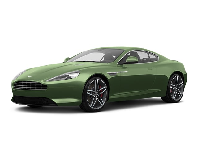 2016 Aston Martin DB9 Coupe