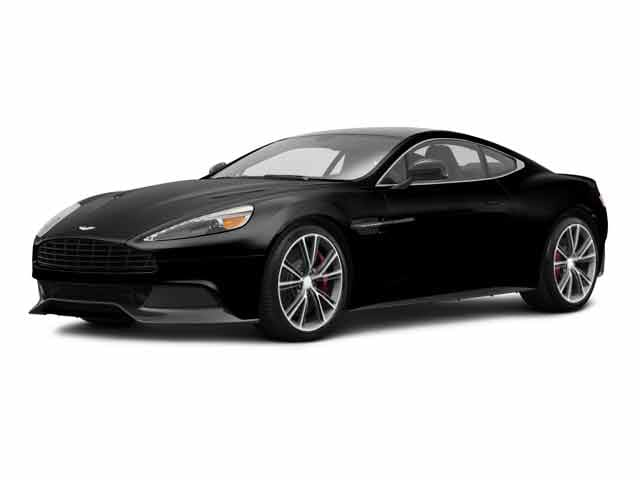 New 2016 Aston Martin Vanquish Coupe Near Denver