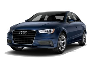 2016 Audi A3 Sedan Scuba Blue Metallic