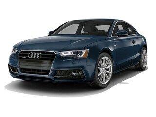 2016 Audi A5 Coupe Utopia Blue Metallic