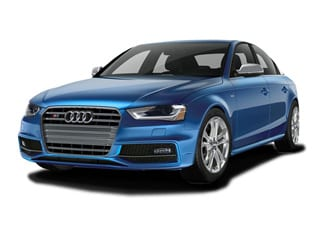 2016 Audi S4 Sedan Sepang Blue Pearl Effect