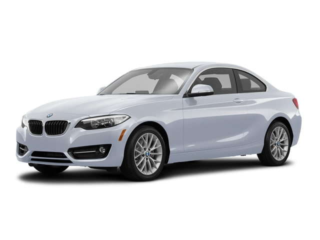 2016 BMW 228i 2dr Cpe 228i Xdrive AWD Car