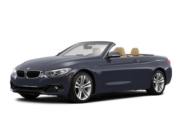 Certified 2016 BMW 428i Convertible in Houston