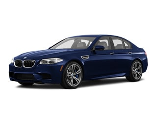 2016 BMW M5 Sedan Tanzanite Blue Metallic