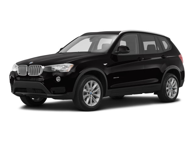 Used 2016 BMW X3 xDrive28d xDrive28d SAV Los Angeles