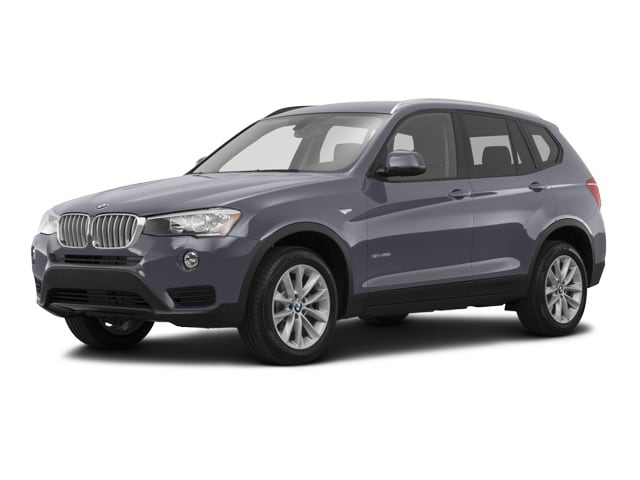New 2016 BMW X3 xDrive28d SAV for sale in the Boston MA area