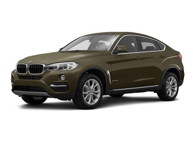 2016 BMW X6 Sports Activity Coupe