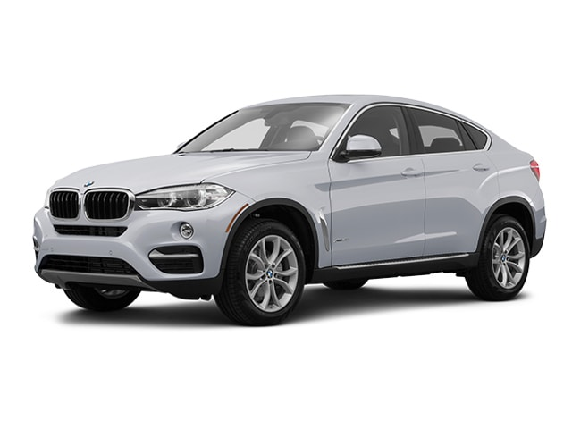 New 2016 BMW X6 xDrive50i Sports Activity Coupe near Boston