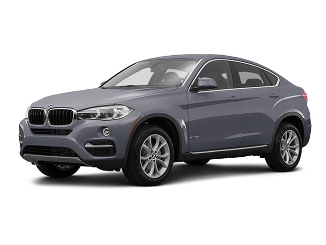 2016 BMW X6 xDrive50i Sports Activity Coupe
