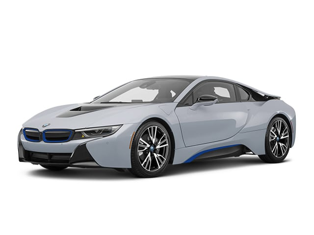 2016 BMW i8 Base Coupe