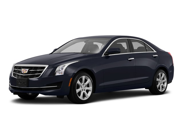 New 2016 CADILLAC ATS 2.0L Turbo Standard Sedan for sale in the Boston MA area