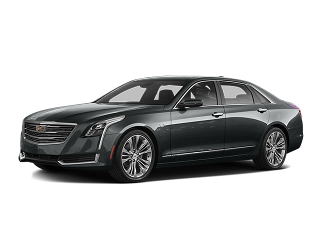 2016 CADILLAC CT6 2.0L Turbo Standard Sedan