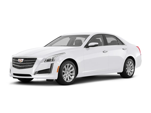 2016 CADILLAC CTS 2.0L Turbo Luxury Collection Sedan Medford, OR
