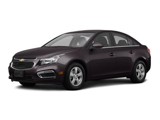 2016 Chevrolet Cruze Limited Sedan Tungsten Metallic