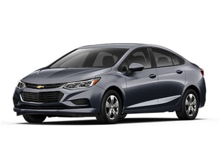 2016 Chevrolet Cruze Sedan Tungsten Metallic