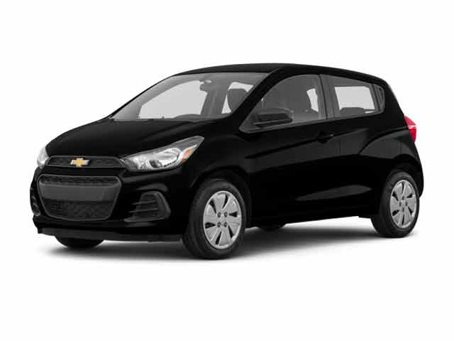 2016 Chevrolet Spark Hatchback