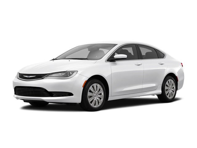 2016 Chrysler 200 full