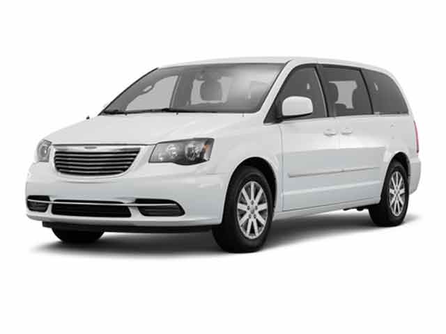 2016 Chrysler Town & Country Van