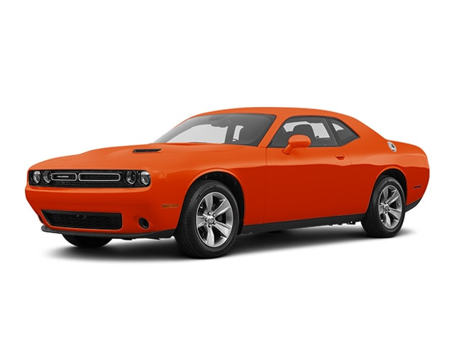 2016 Dodge Challenger SXT Coupe