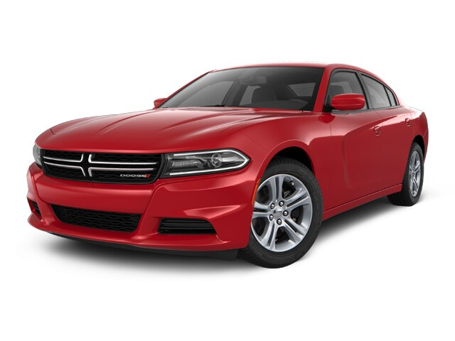 2016 Dodge Charger Muscle Car