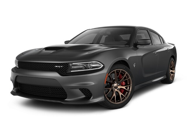 2016 Dodge Charger SRT Hellcat Sedan