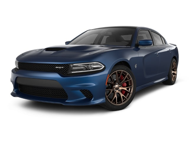 New 2016 Dodge Charger SRT Hellcat Sedan for sale in the Boston MA area