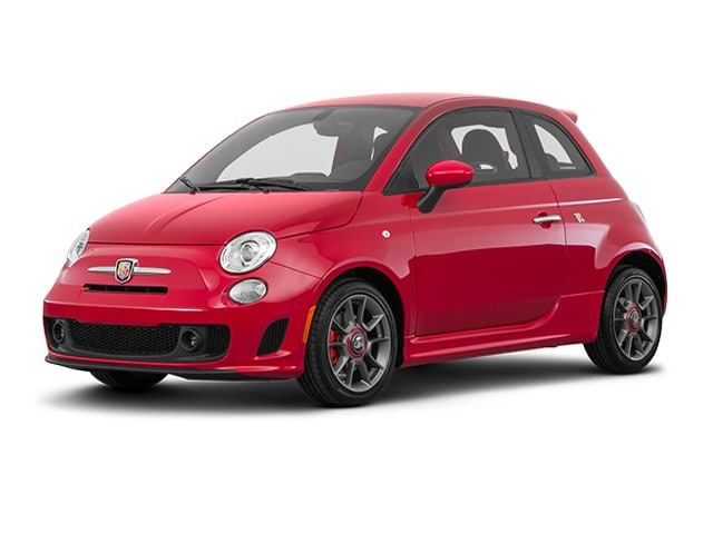 2016 Fiat 500 Abarth Hatchback Riverside