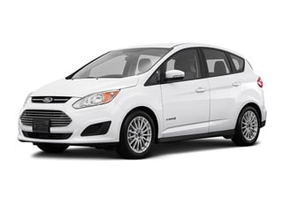 2016 Ford C-Max Hybrid Hatchback White Platinum Metallic Tri