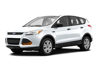 2016 Ford Escape SUV White Platinum Metallic