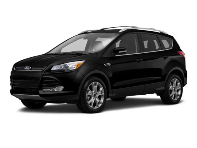 Certified Used 2016 Ford Escape Titanium 4WD  Titanium in West Chester, PA