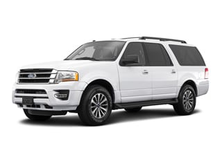 2016 Ford Expedition EL SUV White Platinum Metallic Tri