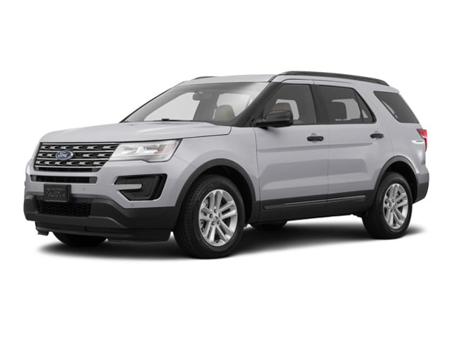 2016 Ford Explorer SUV