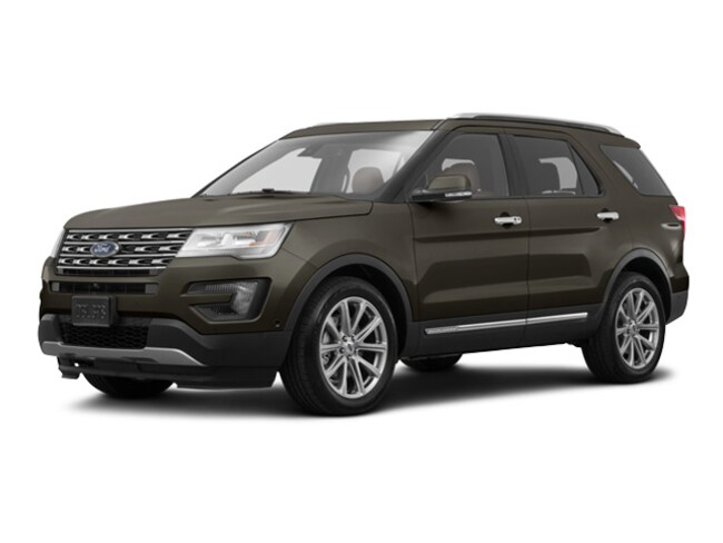 Used 2016 Ford Explorer Limited SUV in Burlington, NC