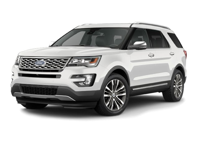 New 2016 Ford Explorer Platinum SUV for sale in Huntington Beach, CA at Huntington Beach Ford