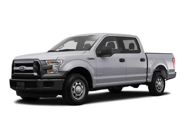2016 Ford F-150 XLT Crew Cab Short Bed Truck